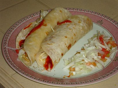 Egg Roll - Home styled Egg Roll