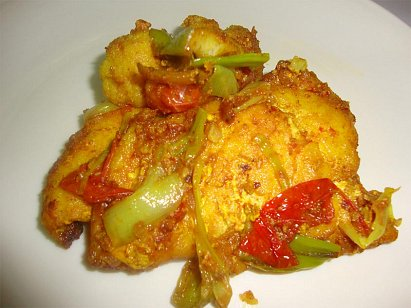 Yummy Fish Fillet - Simple Dry Fish Fillet Pieces